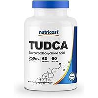 Nutricost Tudca 250Mg, 60 Capsules - Premium Quality