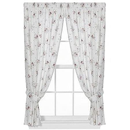 tiddliwinks cottage chic drape panel amazon co uk kitchen home rh amazon co uk