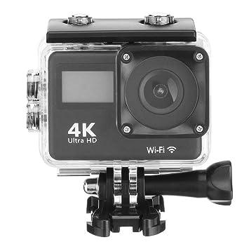 Starry sky Cámara de acción, acción 4K cámara a Prueba de Agua ...