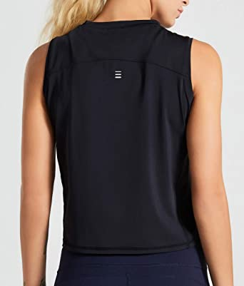 Formaci/ón SMMASH Spiritual Sport Top Tank para Mujer Yoga Camiseta sin Manga para Fitness Camiseta de Tirantes Deportivas Material Transpirable y Antibacteriano