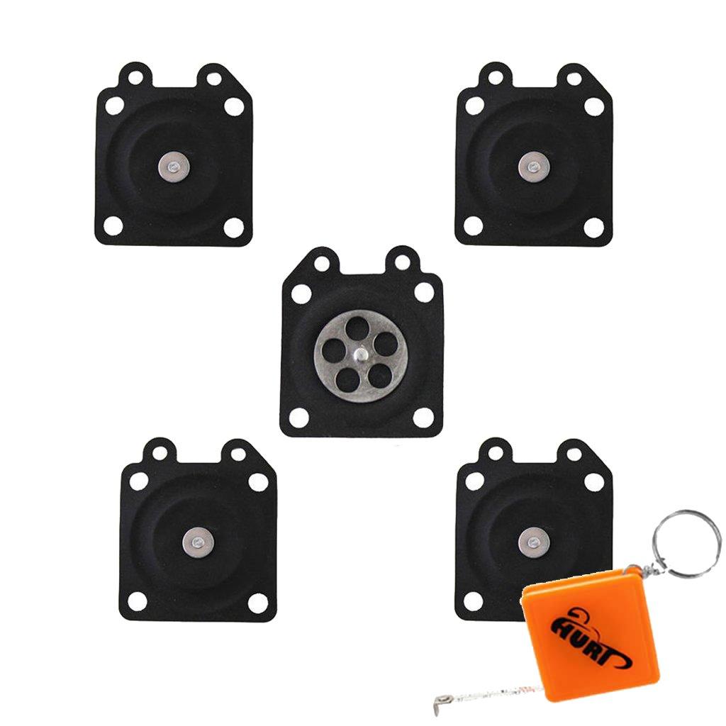 Reparatursatz für Walbro WA /& WT Vergaser 23 Teile Membran Filter Ventile Federn