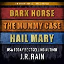 Jim Knighthorse Anthology: Dark Horse, The Mummy Case, Hail Mary Audiobook by J.R. Rain Narrated by Jason Starr