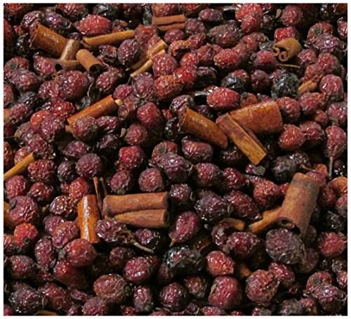 (Star Hollow Candle Co Cinnamon Sticks & Stones Rosehip Fixens)