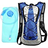 Home-Neat Hydration Backpack with 2L ( 70 oz) Water Bladder