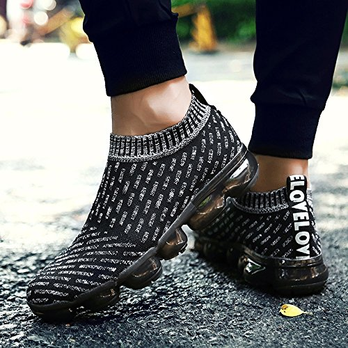 Men's Shoes Feifei Spring and Autumn Leisure Comfortable Breathable Sports Shoes 3 Colors (Size Multiple Choice) 02 dKDPSdtDTA