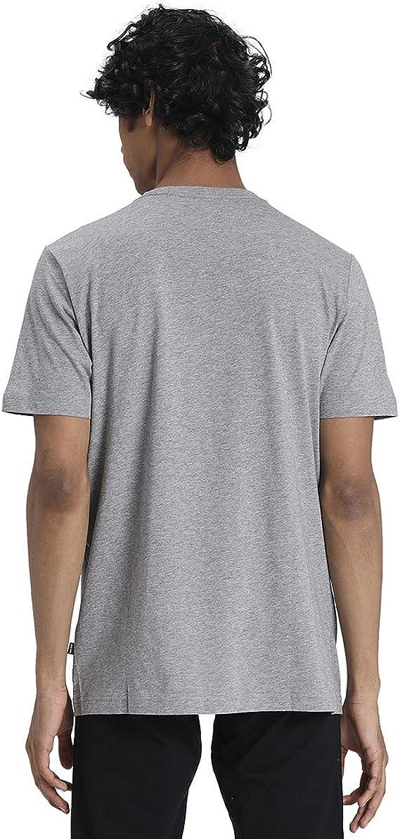 PUMA Damen Pullover ESS+ Logo Cropped Hoody: