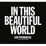 IN THIS BEAUTIFUL WORLD(初回限定盤)(DVD付)