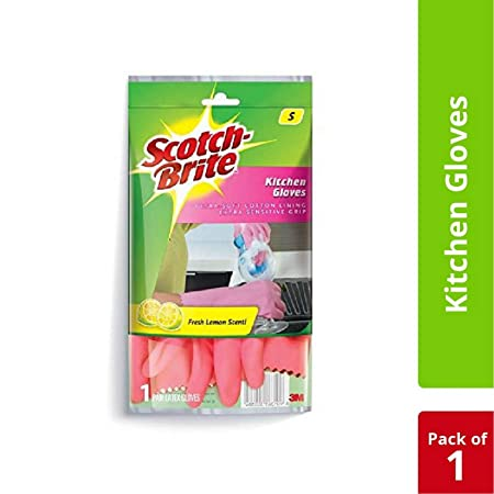 Scotch-Brite Kitchen Gloves Small