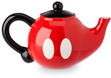 Mickey Mouse Colorful Kitchen Teapot | Drinkware | Disney Store
