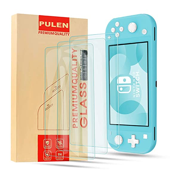 PULEN - Protector de Pantalla para Nintendo Switch Lite (2019), HD ...