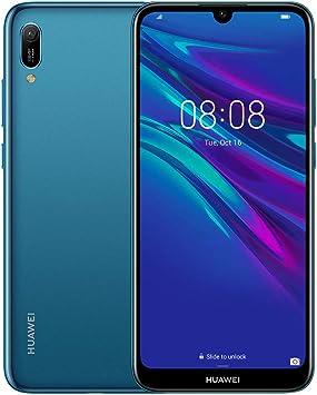 Huawei Y6 (2019) - Smartphone 32GB, 2GB RAM, Dual Sim, Sapphire Blue: Amazon.es: Electrónica