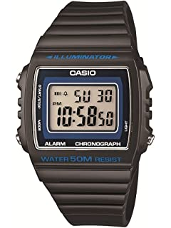 Casio W-215H-8AVEF, Reloj Digital de Cuarzo para Hombre con Correa de