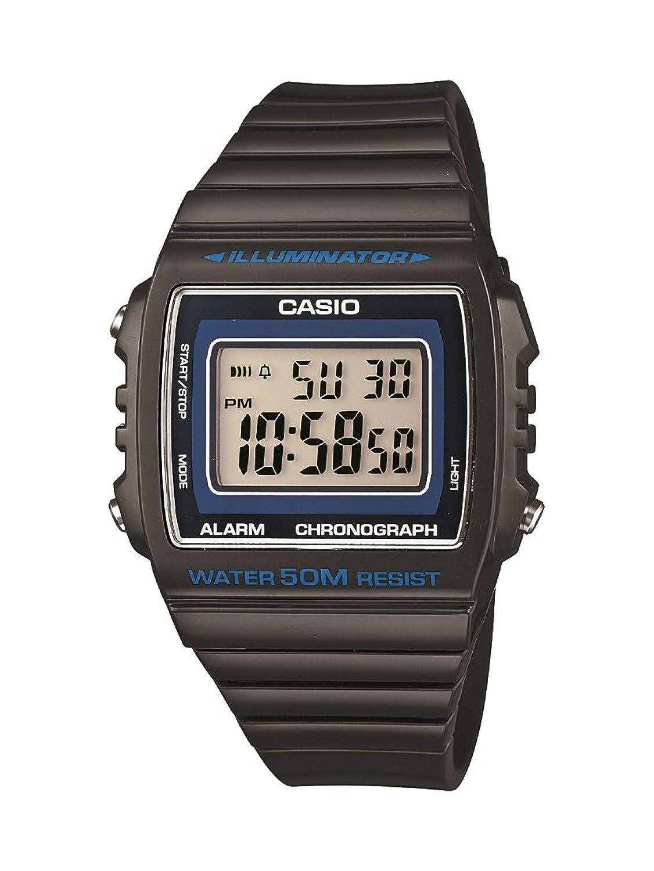 Casio W H AVEF Reloj Digital de Cuarzo para Hombre con Correa