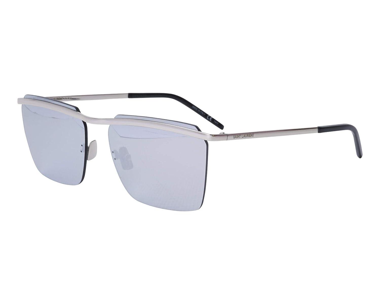 Saint Laurent Gafas de Sol SL 243 Silver/Silver Unisex ...