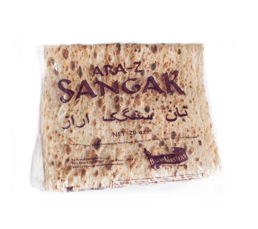 Ara-Z Sangak (5-Pack) by Breadmasters