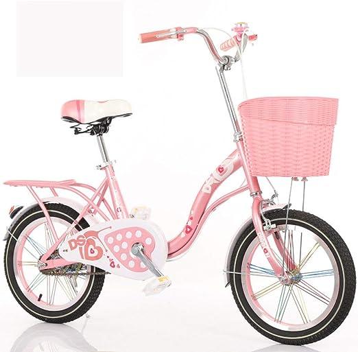 Defect Bicicletas Infantiles Niño y niña 6-15 años Bicicleta al ...