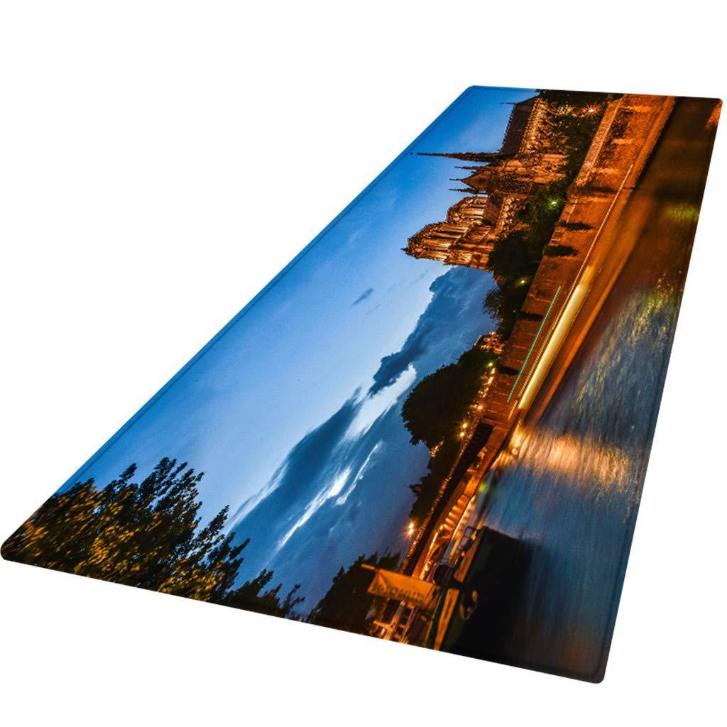 60X180CM hahashop2 Notre Dame de Paris Rutschfeste Teppichunterlage Antirutschmatte//Antislip Rutschschutz//Teppich Stopper//Teppichunterleger//Antislipunterlage//Antislipmatte Gr/ö/ßen