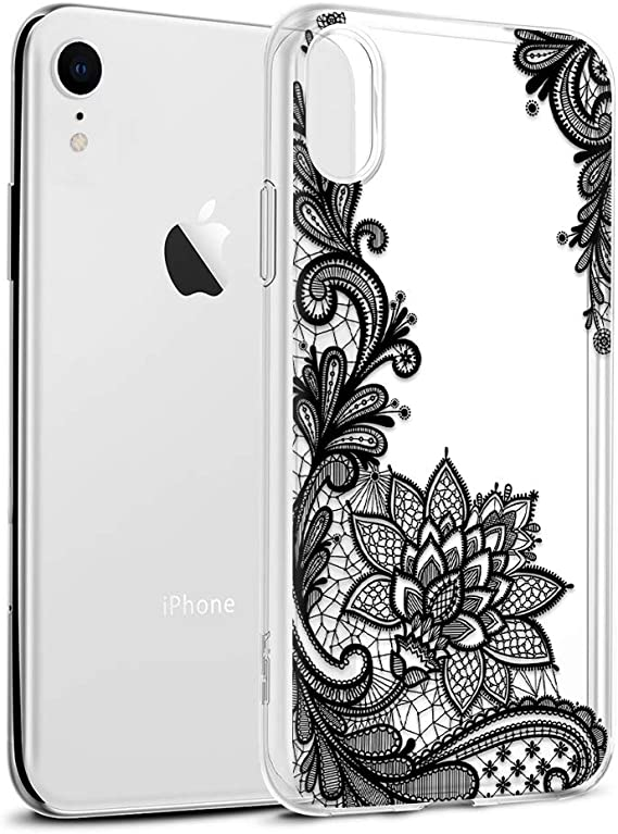 Eouine Cover iPhone Xs Ultra-Sottile Slim Protective Cover