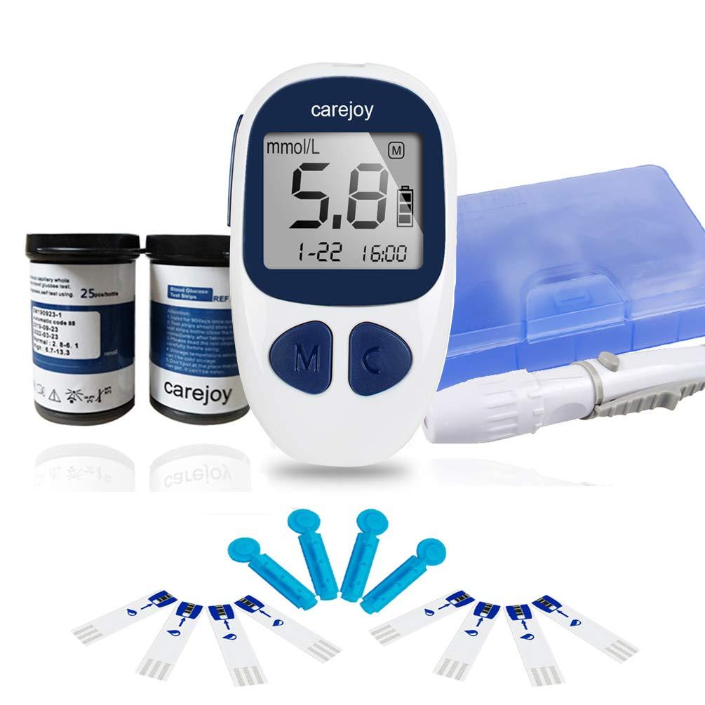 Diabetes Testing Kit Electronic Blood Glucose Meter