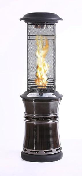 Inferno Gas Patio Heater Amazon Co Uk Garden Outdoors