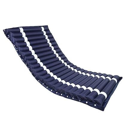 Colchón PVC Antiescaras de aire con compresor colchón antiescaras para personas mayores y minusválidos