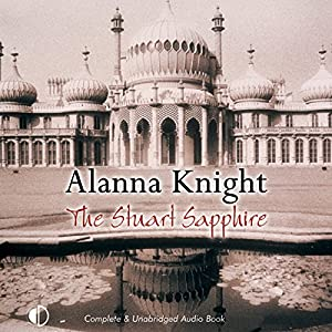 The Stuart Sapphire: Audiobook