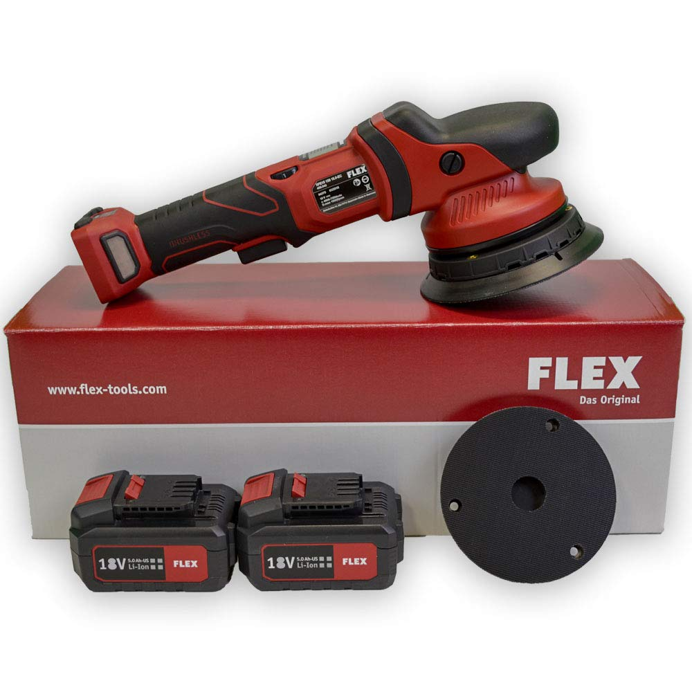 Detail King Flex XFE15 150 Cordless Orbital Polisher