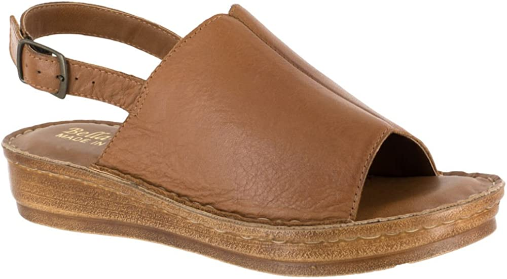 [Bella Vita] レディース Tan Italian Leather 6.5 WW US