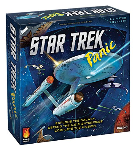 Star Trek Panic Board Game - BRAND NEW! SEALED!