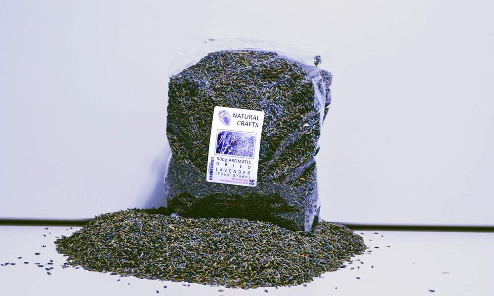 confezione da 500 grammi Fragranza di lavanda secca Daisy Gifts Ltd