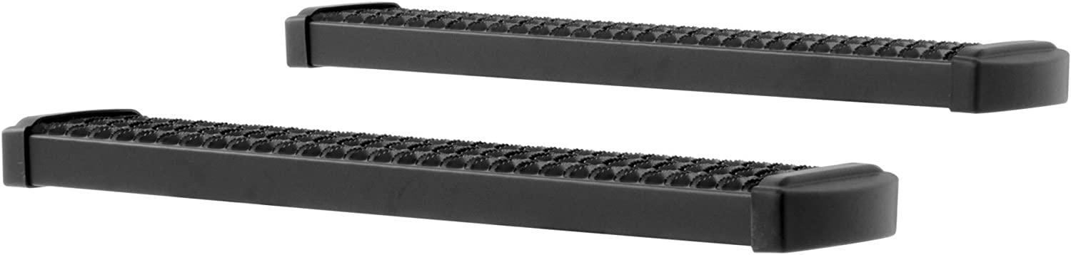 Select Ford Transit-150 250 LUVERNE 415036-401720 Grip Step Black Aluminum 36-Inch Cargo Van Running Boards 350
