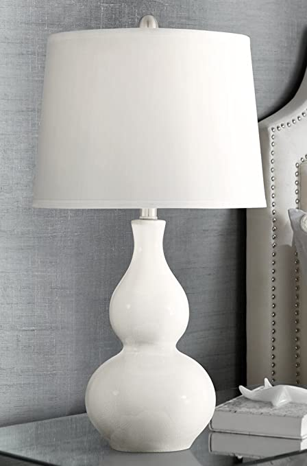 Fergie cream ceramic table lamp amazon aloadofball
