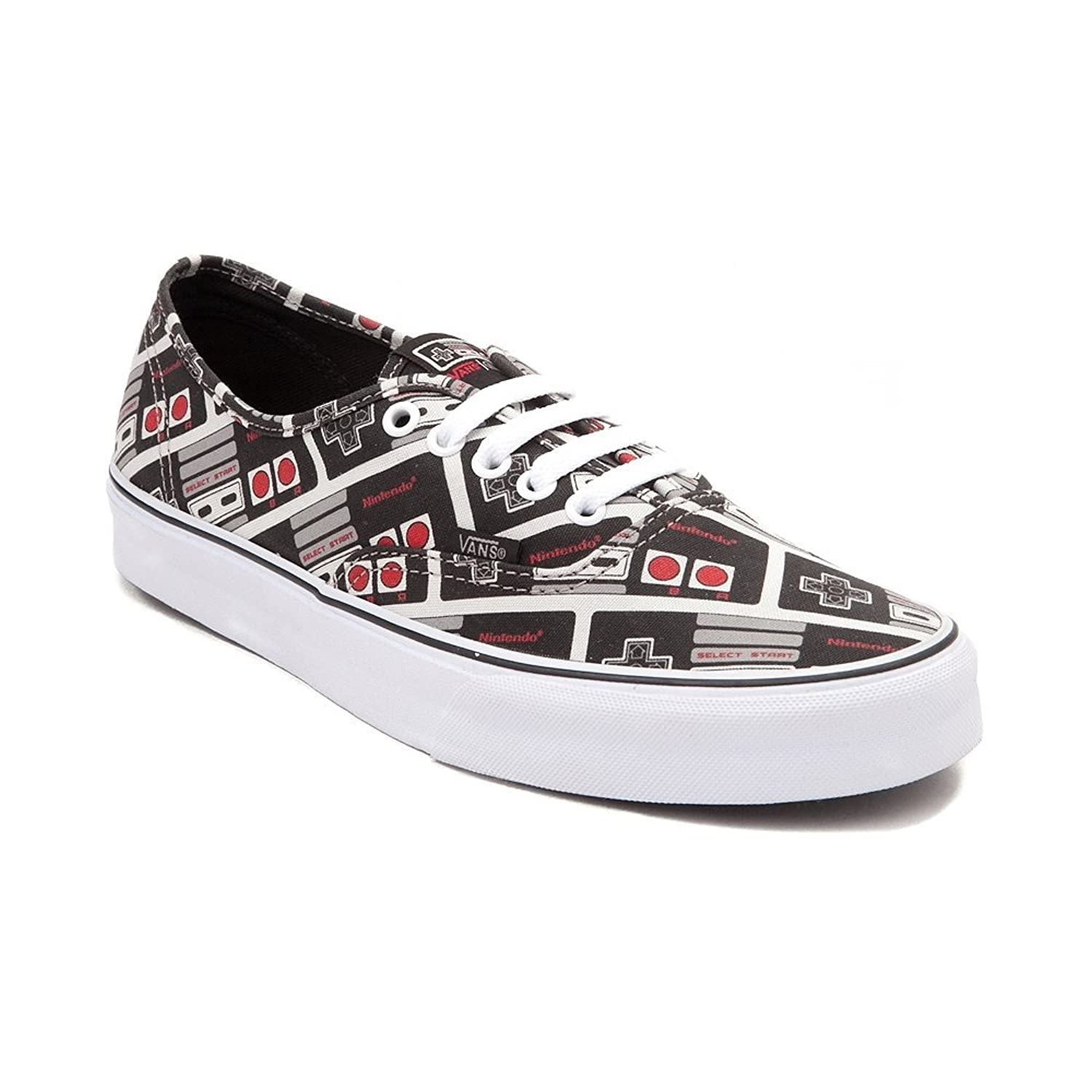 vans nintendo authentic