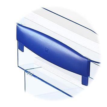 CEP Ice accesorios de escritorio bandeja elevadores – poliestireno – hielo azul