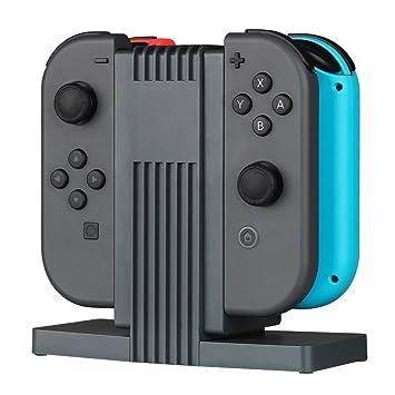YockTec Nintendo Switch Base de Carga para Nintendo Switch: Amazon ...