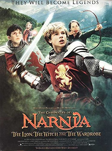 Chronicles of Narnia The Lion, the Witch and the Wardrobe 27 x 40 Movie Poster