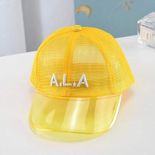 mlpnko Sombreros para niños Visera para niños Gorras para niños y ...