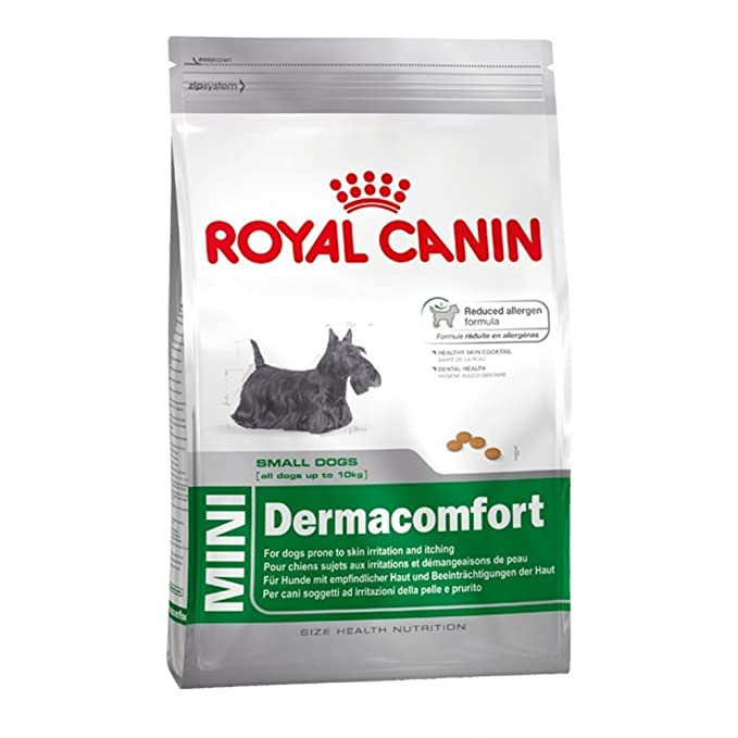 Royal Canin Comida para perros Mini Dermacomfort 10 Kg