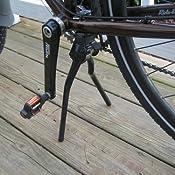 Pletscher Two-leg Kickstand 320mm Silver