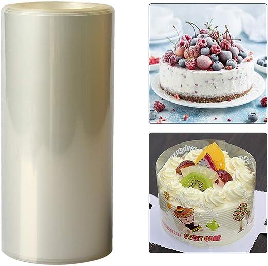 Cake Strips Mousse 4 x 394inch Wrapping Tape DIY Dessert Baking Cake Collars