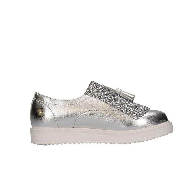 Florens W823719A Argento French Shoes Enfant Argent 20 VTiV7