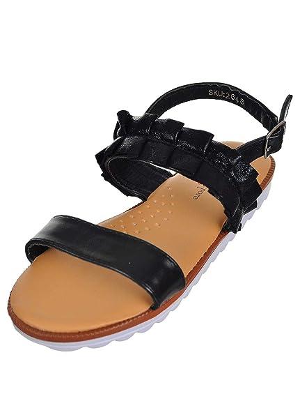 11e367c3a6bbb8 Nanette Lepore Girls  Sandals  Amazon.ca  Shoes   Handbags