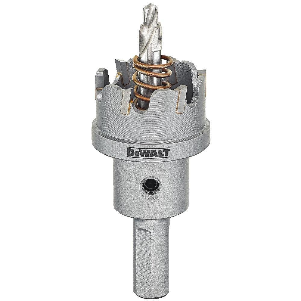 DEWALT DWACM1824 Metal Cutting Carbide Holesaw, 1-1/2'' by DEWALT