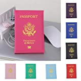 Toponly Passport Holder Covers,Wallet Business Card