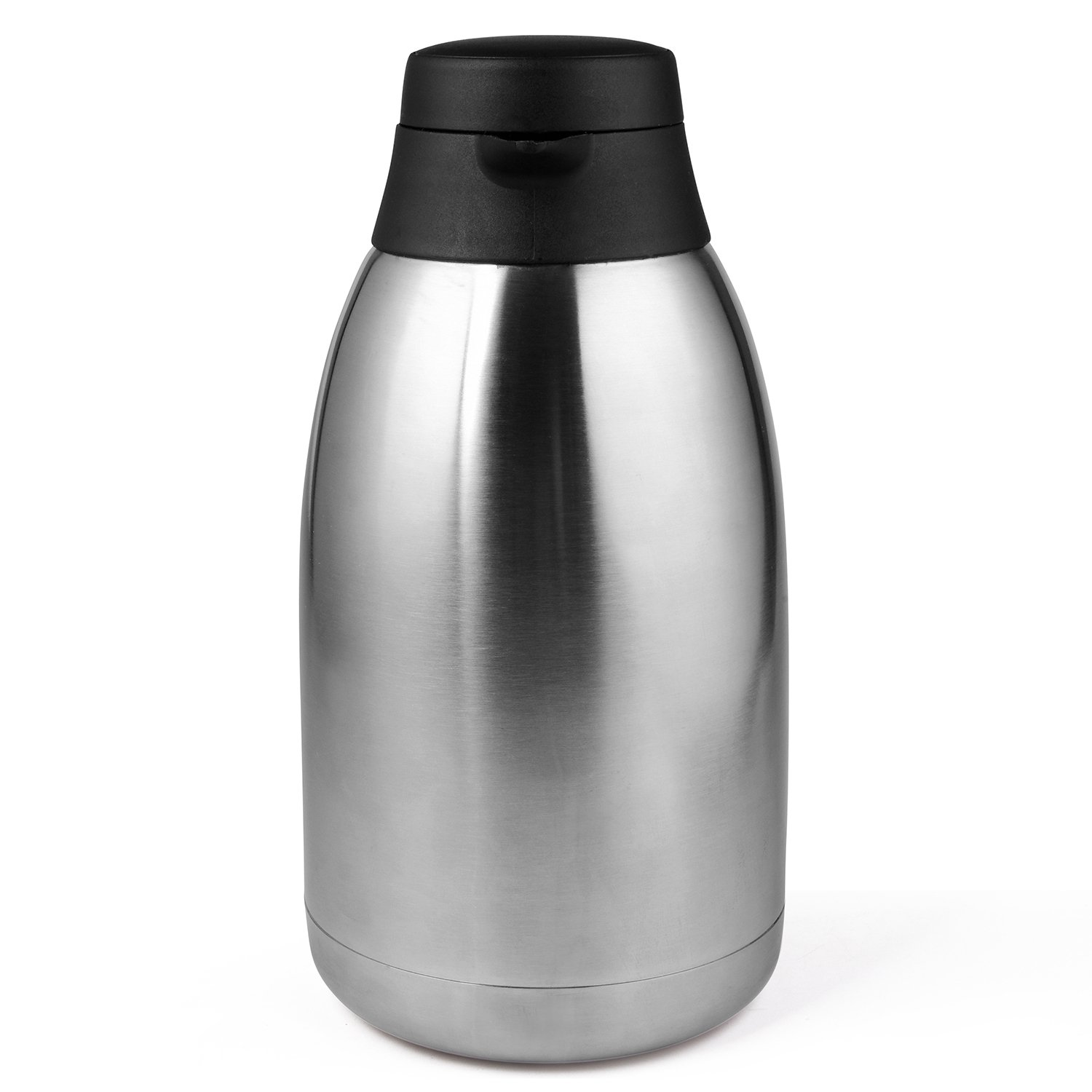 68 Oz Stainless Steel Thermal Coffee Carafe/Double Walled Vacuum Thermos / 12 Hour Heat Retention / 2 Litre by Cresimo by Cresimo (Image #5)