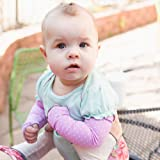 BabyComfy Sun Sleeves by Eclipse, Aqua, Ages 4-7