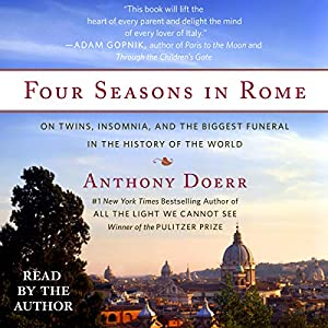 Four Seasons in Rome Hörbuch