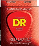 DR Strings Red Devils - Extra-Life Red Coated Electric 12-52