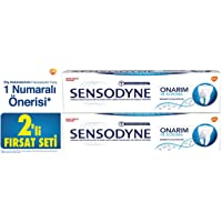 Sensodyne Onarım ve Koruma Diş Macunu 75ml x 2'li Paket (2 x 75 ml)