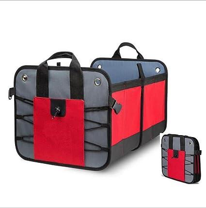 Bolsa para maletero de coche, impermeable, organizador de ...